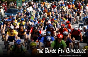 Black Fly Challenge race