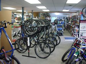 Rick's Bike Shop, Glens Falls