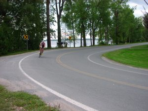 Lake Champlain Biking, Lakes to Locks Passage, Chazy
